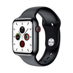 Smartwatch Iwo12 W26 - Series 6 Tela Infinita 44mm