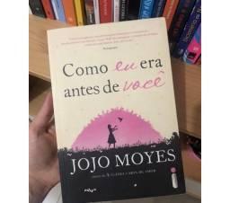 Como eu era antes de você - Jojo Moyes