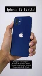 Título do anúncio: iPhone 12 128gb Semi Novo