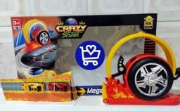 Título do anúncio: Pista Lançadora Crazy Street Mega Speed