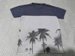 Camiseta masculina biogas