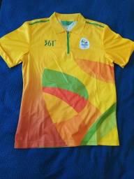Título do anúncio: Camisa Voluntário Olimpíada Rio 2016