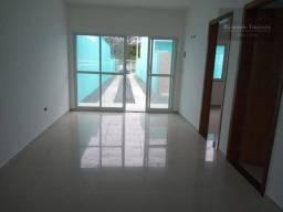 T-CA0433 Casa com 2 dorm à venda, 65 m² por R$ 220.000,00 - Brejatuba - Guaratuba/PR