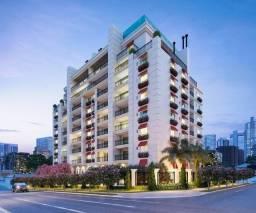 Apartamento à venda com 2 dormitórios em Batel, Curitiba cod:AP0024_WALDEC