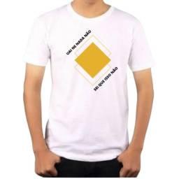 1 kit: 1 Caneca + 1 Almofada + 1 Camiseta (Sublimada)