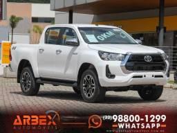 Toyota Hilux 2.8 SRV 4X4 Diesel 2021/2021