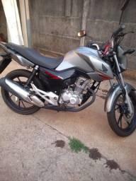 Título do anúncio: Vendo moto cg Titan Fan 160