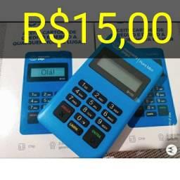 Point Mini d150 mercado pago via bluetooth