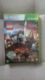 Título do anúncio: Jogo Xbox 360 original Senhor dos anéis