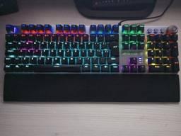 Título do anúncio: Teclado Mecânico Fortrek K7 Rainbow