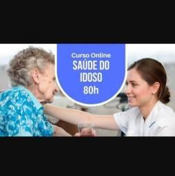 Título do anúncio: Curso de Aperfeiçoamento em Saúde do Idoso<br><br><br>