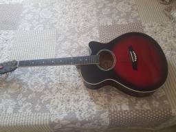 Vendo violão de Aço Elétrico