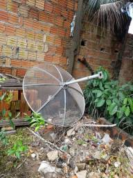 Vendo uma antena parabólica pra TV