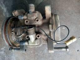 motor de compressor do Santana