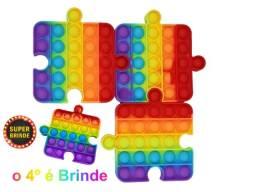 Título do anúncio: Kit Pop It Fidget Toys Popiti Brinquedo Barato Promoção