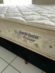 cama QUEEN semi nova 1.300.00