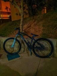 Título do anúncio: Bike Caloi aro 26 freio hidráulico
