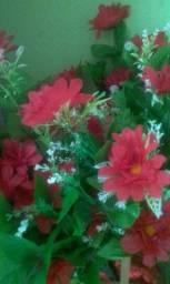 Vendo arranjos de flores
