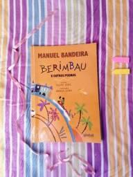 Título do anúncio: berimbau e outros poemas
