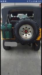 Vendo jeep wuilians