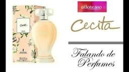 Perfume floral Cecita