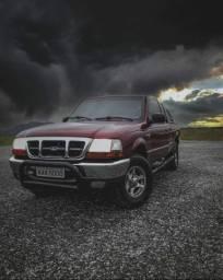 Título do anúncio: Vende-se - Ford Ranger XLT 2.5 4x4 Cabine Dupla Diesel Turbo - Ano 2001