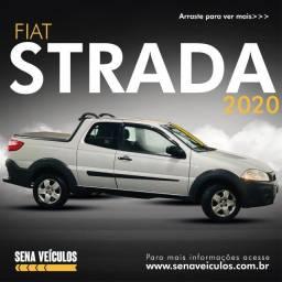Fiat Strada Hard Working 1.4 CD 2020