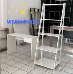 2 mesas para escritório e home office