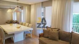 Apartamento com 3 dormitórios à venda, 77 m² por R$ 500.000,00 - Loteamento Center Santa G