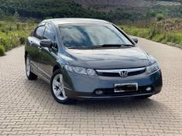 Título do anúncio: Civic LXS aut top 2008