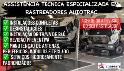 Título do anúncio: Instalação Manutenção de Rastreador Autotrac