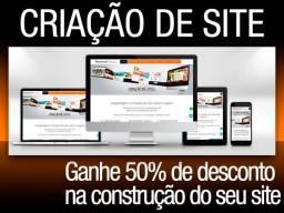 Título do anúncio: Criação de Site