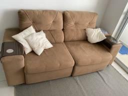 Título do anúncio: Vendo sofá 2 lugares