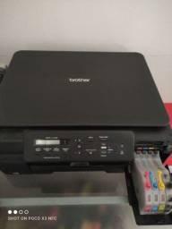 Impressora Brother J105 com defeito;