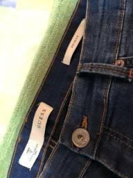calça skinny guess original