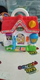 Título do anúncio: Brinquedo interativo Fisher-Price Cachorrinho Entretido