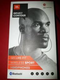 JBL REFLECT CONTOUR IN EAR WIRELESS SPORT HEADPHONES - BLACK -<br><br>