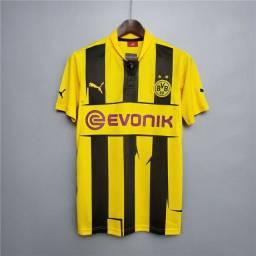 Camisa Retrô Borussia Dortmund 2012-13 Home