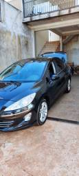 Peugeot 408 2012 preto