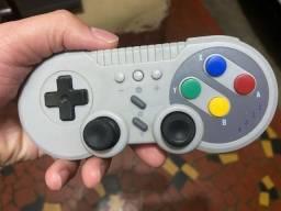 Título do anúncio: Controle Nintendo switch+case