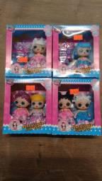 Bonecas Lol R$ 17,00