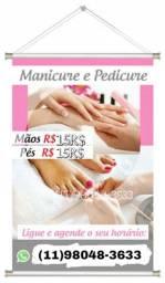 Manicure & Pedicure(Povoado Sítio do Tomás)