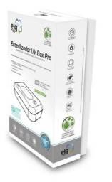 Título do anúncio: Esterilizador Uvbs Uv Box Pro ELG 3 EM 1 Elimina 99,9% de bactérias e vírus
