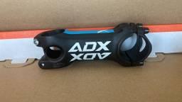 Título do anúncio: Mesa Suporte De Guidão Avanço Adx 31.8mm X 90mm 0º Alumínio