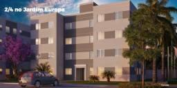 Título do anúncio: Apartamento de 2/4 - Entrada Facilitada - Escritura Grátis - 8 Min do Shoping -