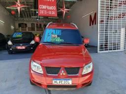 PAJERO TR4 2013/2013 2.0 4X2 16V 140CV FLEX 4P AUTOMÁTICO