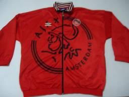 Título do anúncio: Umbro - Jaqueta Do Ajax Vintage Big Logo - Tam Xl - Reliquia de Colecionador