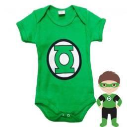 Lanterna verde mesversario body