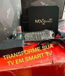 Título do anúncio: TV BOX receptor Wi-Fi