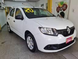Título do anúncio: Renault Logan 1.0 12 v Completo GNV 5  Geracao